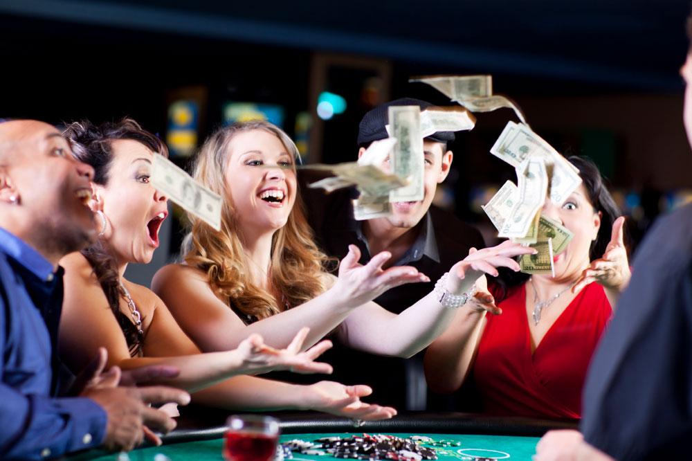 Run Laughlin Poker Tournament